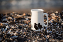 Load image into Gallery viewer, puffin bone china jug