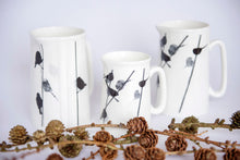Load image into Gallery viewer, JUG: LONG-TAILED TIT bone china jug - SMALL
