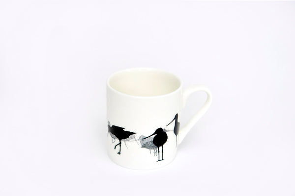 ESPRESSO CUP: GODWIT bone china