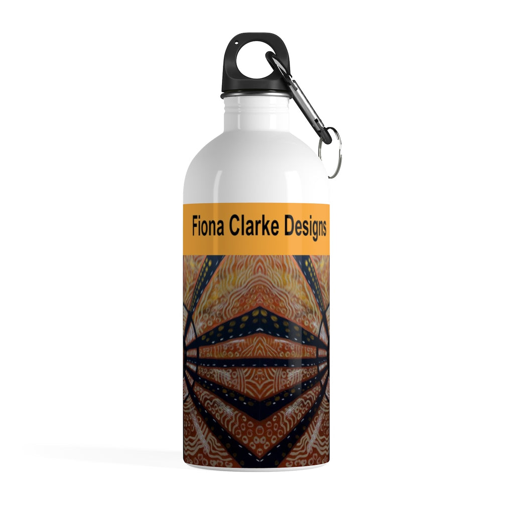 Stainless Steel Water Bottle FCD Paris