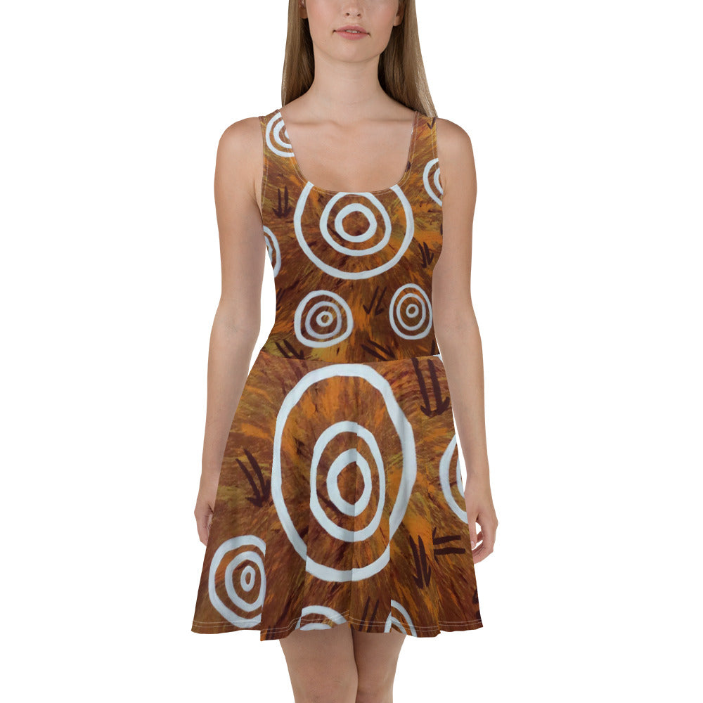 Skater Dress Kangaroo