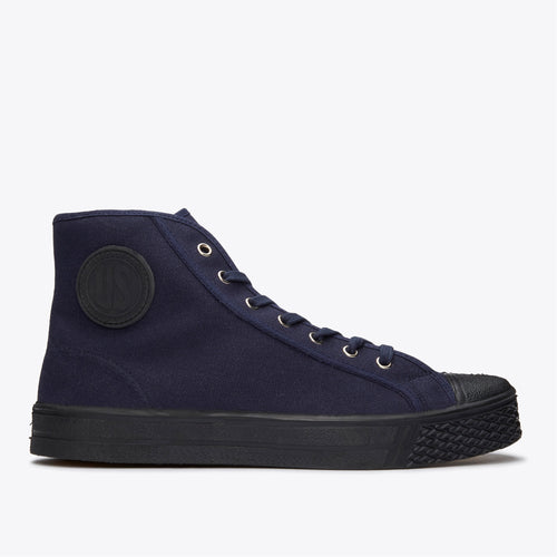 Military High Top - Navy
