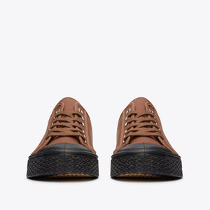 Military Low Top - Brown