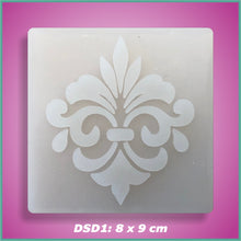 Load image into Gallery viewer, Shape-it Decor Stamp Damask #1