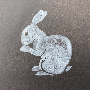 Shape-it Decor Stamp Rabbit #4