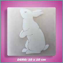 Load image into Gallery viewer, Shape-it Decor Stamp Rabbit #6