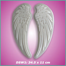 Load image into Gallery viewer, Shape-it Decor Stamp Angel Wings #1
