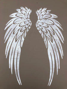 Shape-it Decor Stamp Angel Wings #1