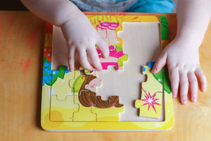 Which Wooden Puzzle is Right For My Child?