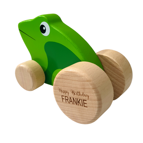 personalised wooden toys