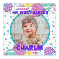 Personalised Photo First Easter Puzzle