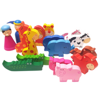 Personalised Noahs Ark Wooden Toy