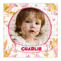 Personalised Photo Princess Puzzle