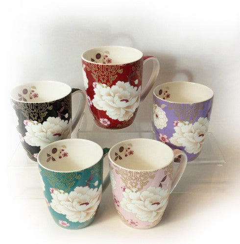 Bone-China Mugs