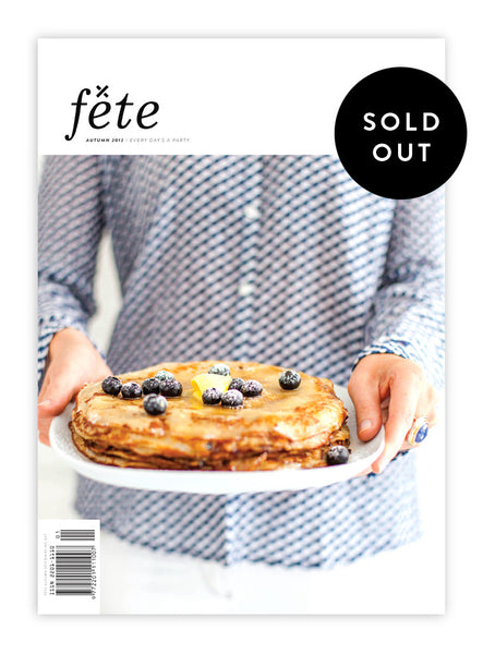 Fête Issue No.02