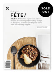 Fête Issue No.16