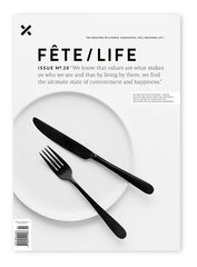 Fête/Life Issue No.20