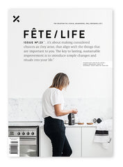 Fête/Life Issue No.23