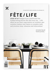 Pre-Order Fête/Life Issue No.24