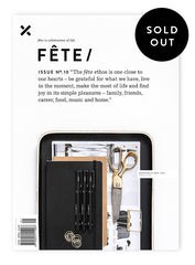 Fête Issue No.10