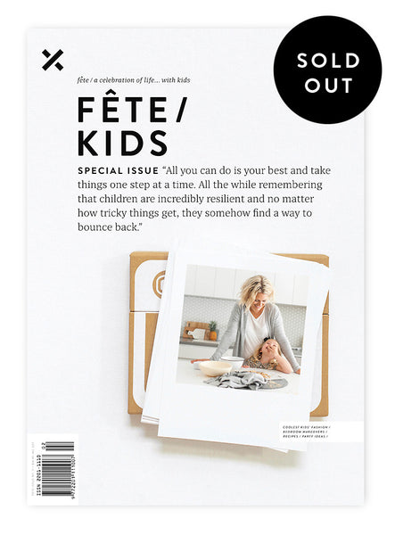 Issue No.11 Fête/Kids