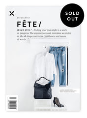 Fête Issue No.13