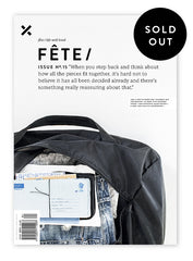 Fête Issue No.15