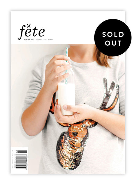 Fête Issue No.03