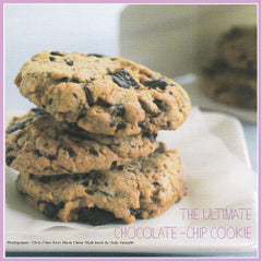 The Ultimate Chocolate-chip cookie