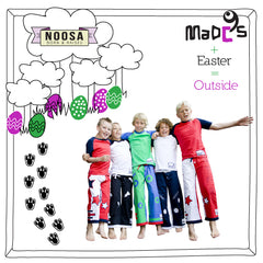 MADCS kids pyjamas at Easter