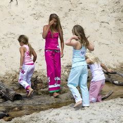 Girls Sleepwear PJs cotton by MADC'S