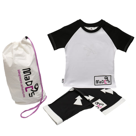Jailbird boys pyjama SET from MADC'S - tshirt