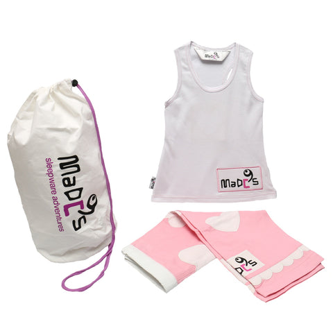 Love girls pyjama SET from MADC'S - singlet