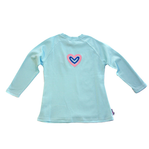 Cutie girls pyjamas long sleeve tshirt from MADC'S