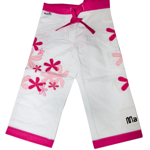 Flower Power girls pyjamas pants from MADC'S