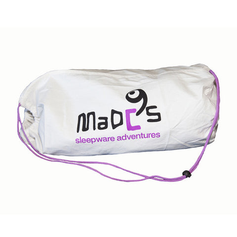Girls sleepover pyjama bag by MADC'S