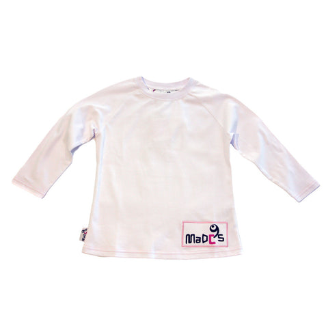 Love girls pyjamas long sleeve tshirt from MADC'S