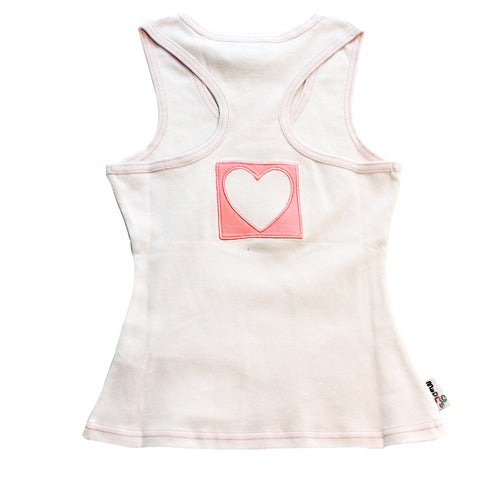 Love girls pyjamas singlet from MADC'S