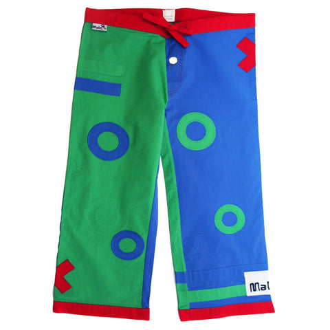 Noughts and Crosses boys pyjamas pants from MADC'S