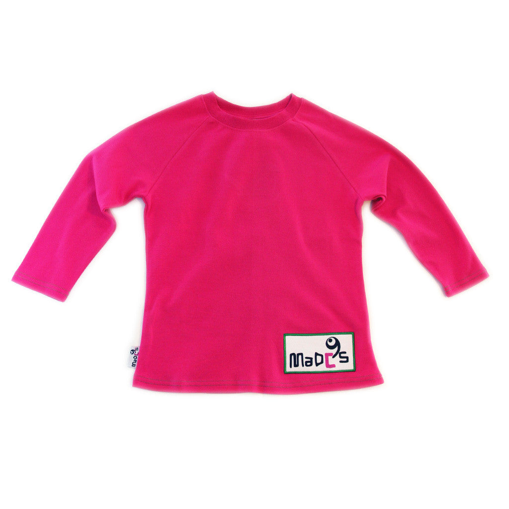 girls-PJs-sleepwear-nightingale-long-sleeve-tshirt-front-MADCS