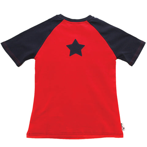 Star Butt boys pyjamas tshirt from MADC'S