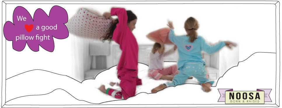 MADC'S kids sleepwear - loud and proud never cute or cliche