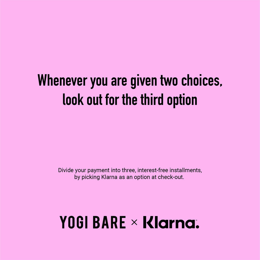 Why we chose to partner with Klarna.