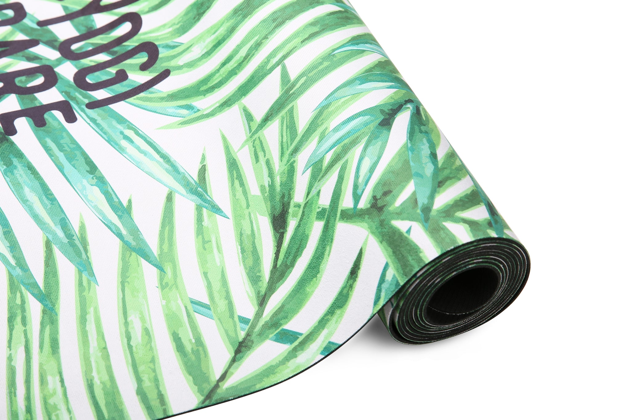 Teddy - Lightweight travel yoga mat - Tropical