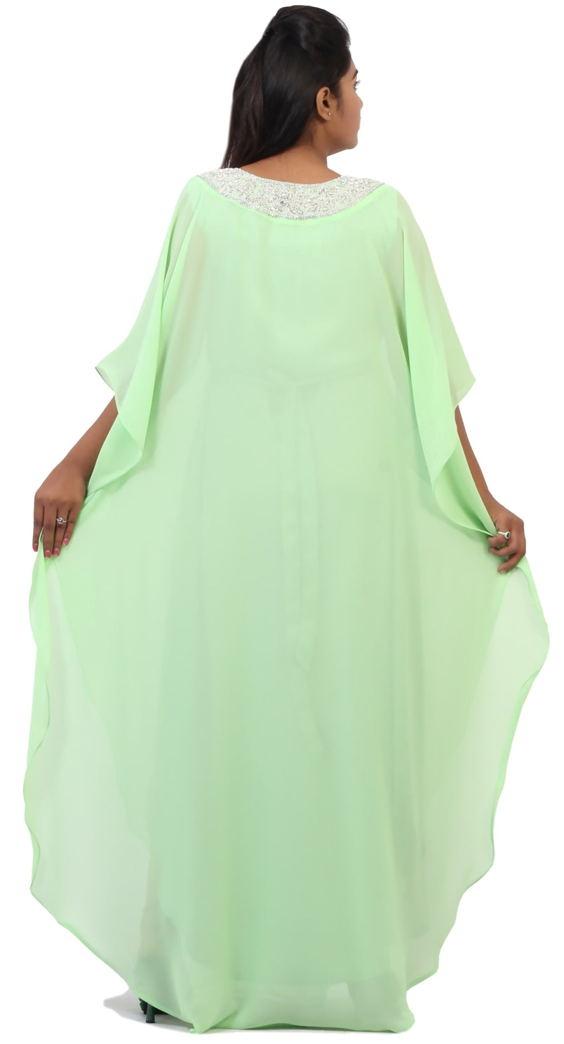 kaftan cotton dresses