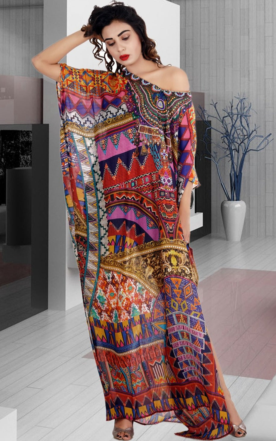 wholesale kaftan suppliers