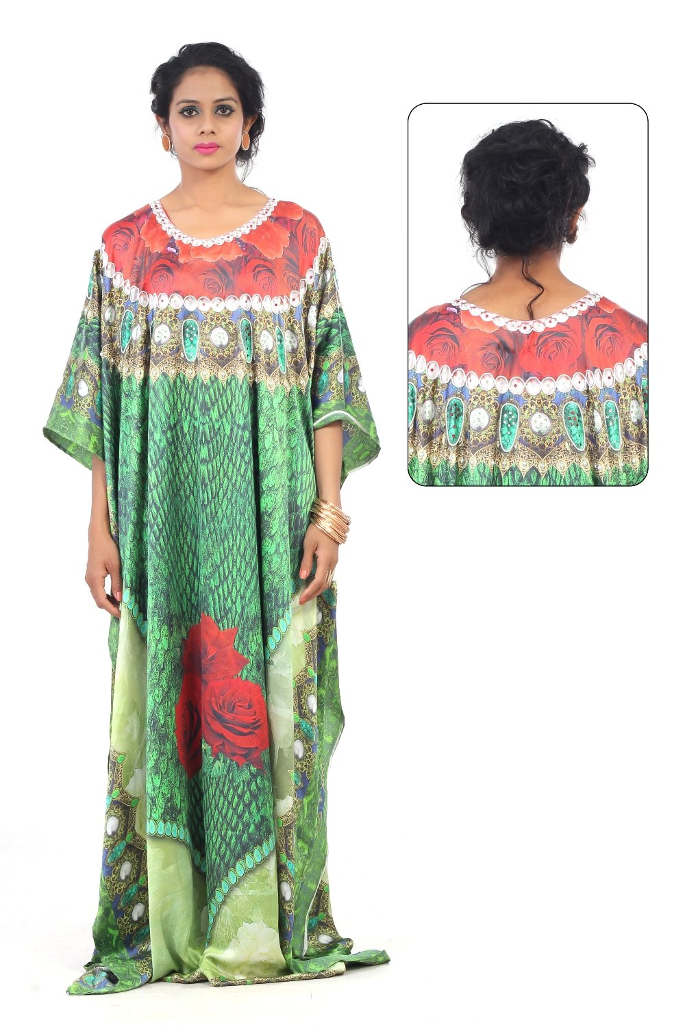 designer kaftans and tunics