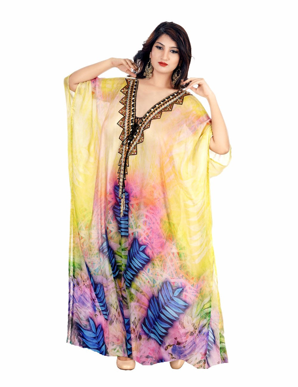 kaftan dress for women
