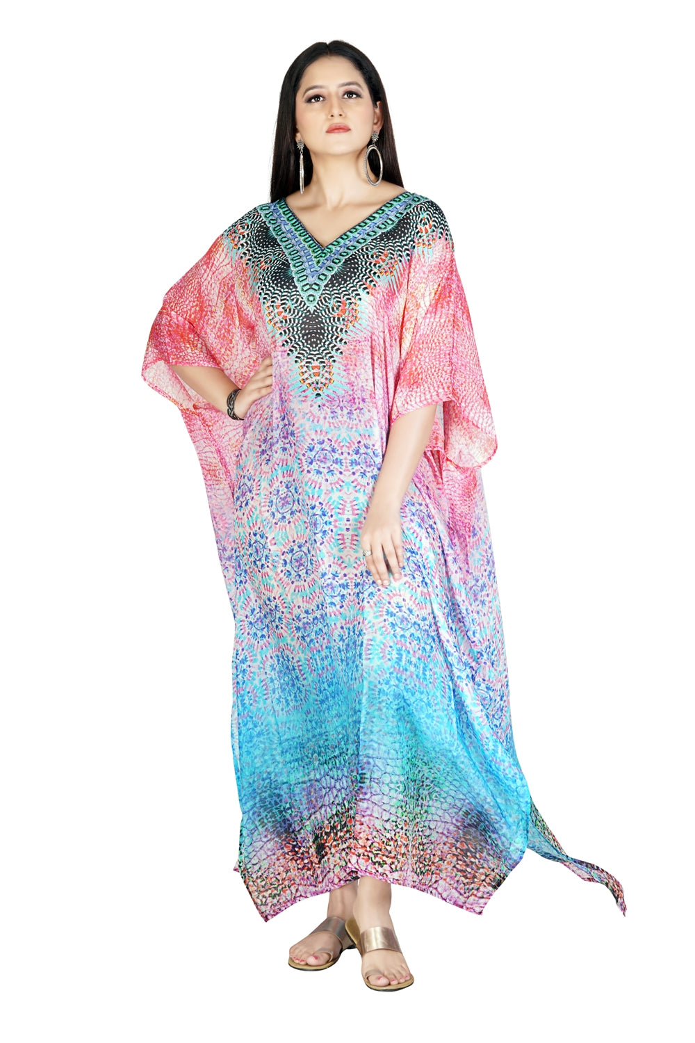 open kaftan cover up