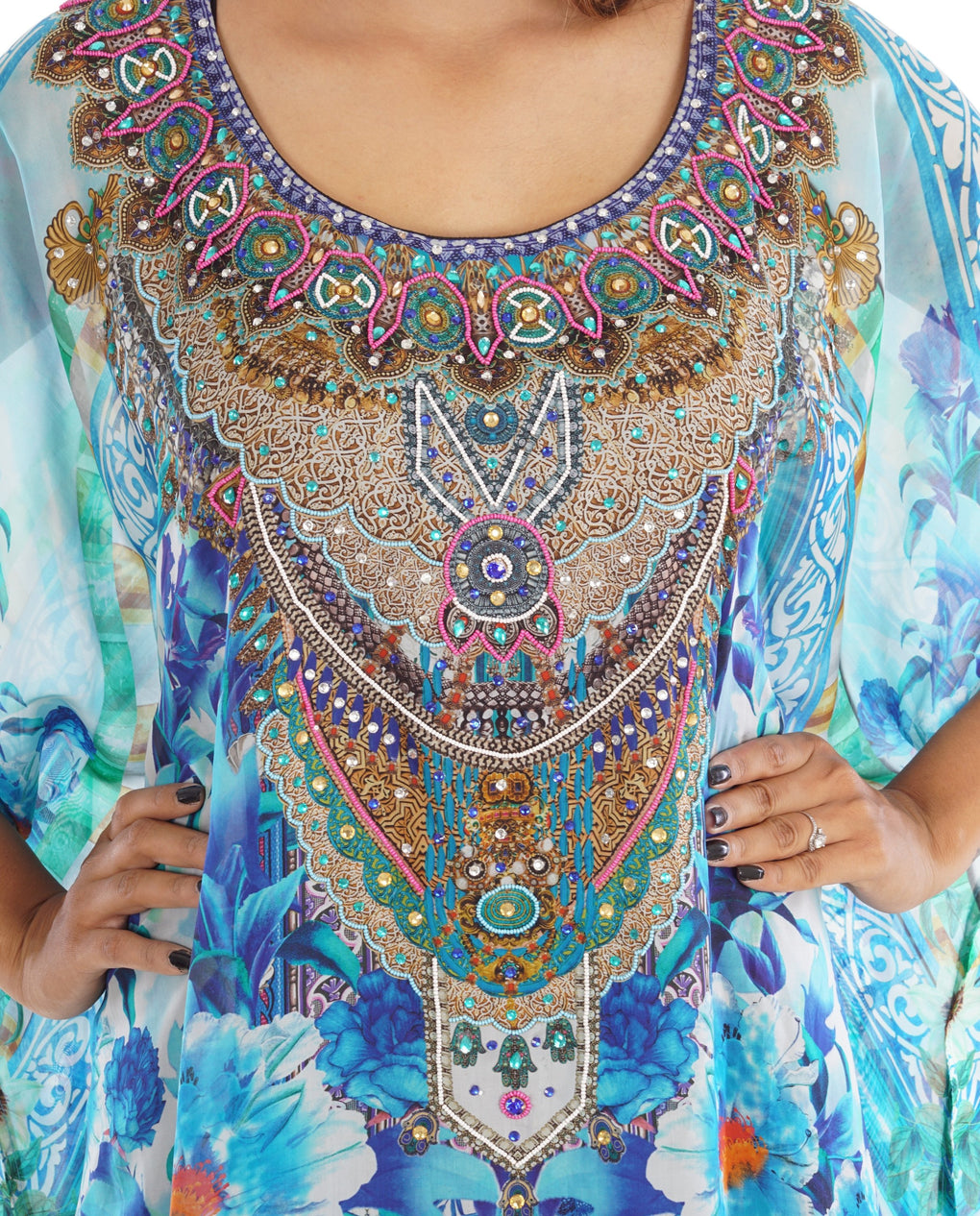 trendy kaftan dresses